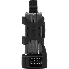 ABUS Bordo Lite Mini 6055C/60 SH Folding Lock, black